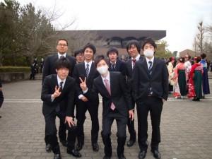 2011年度卒業式